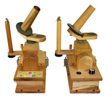 Motorized Ball Winder